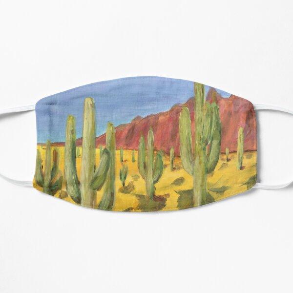 Saguaro National Park Flat Mask