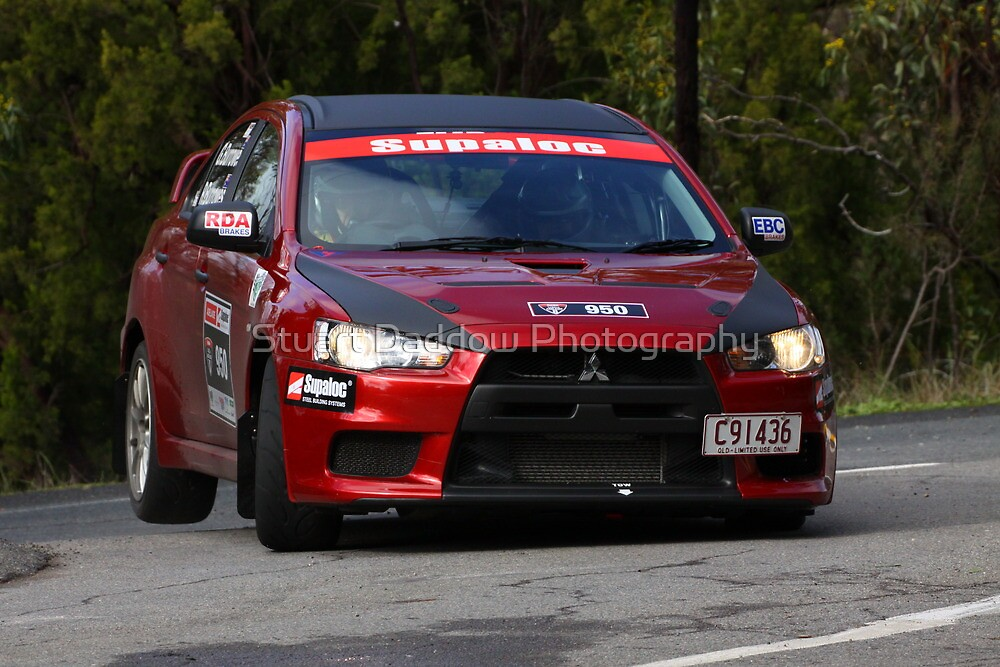 Special Stage 16 Stirling Pt.50 by Stuart Daddow Photography