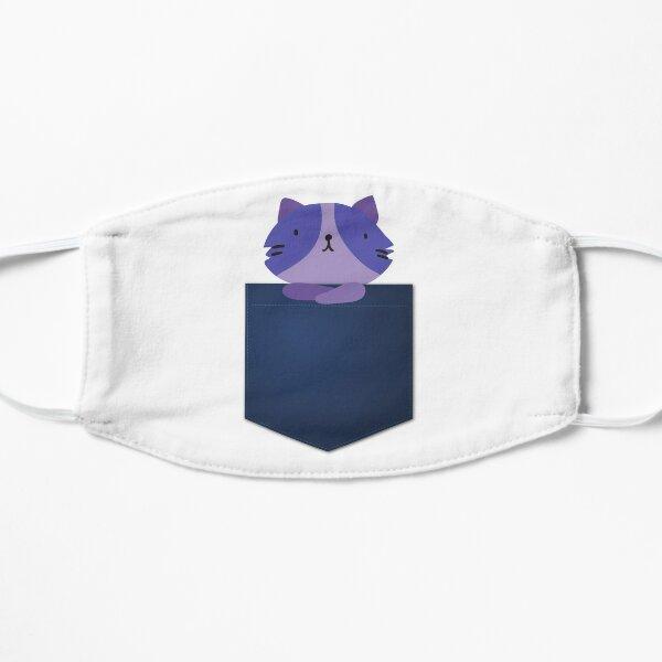 Funny Cat in Pocket Mask