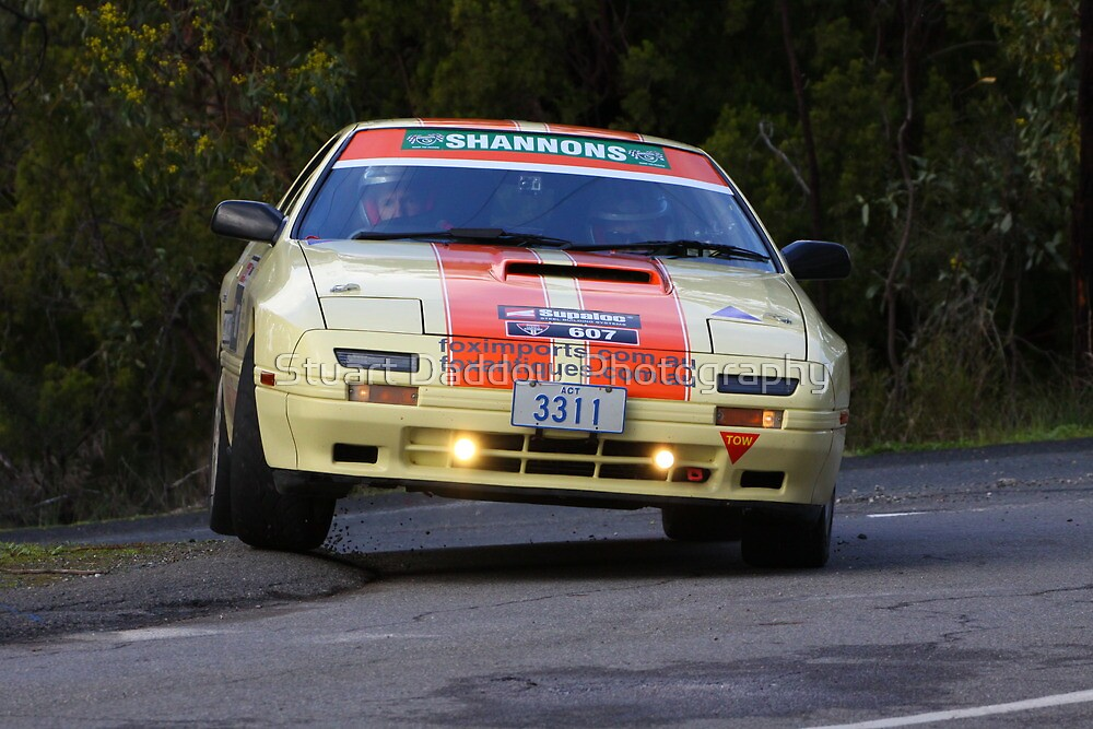 Special Stage 16 Stirling Pt.62 by Stuart Daddow Photography