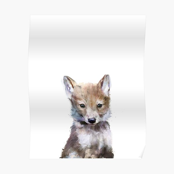 Little Wolf Poster