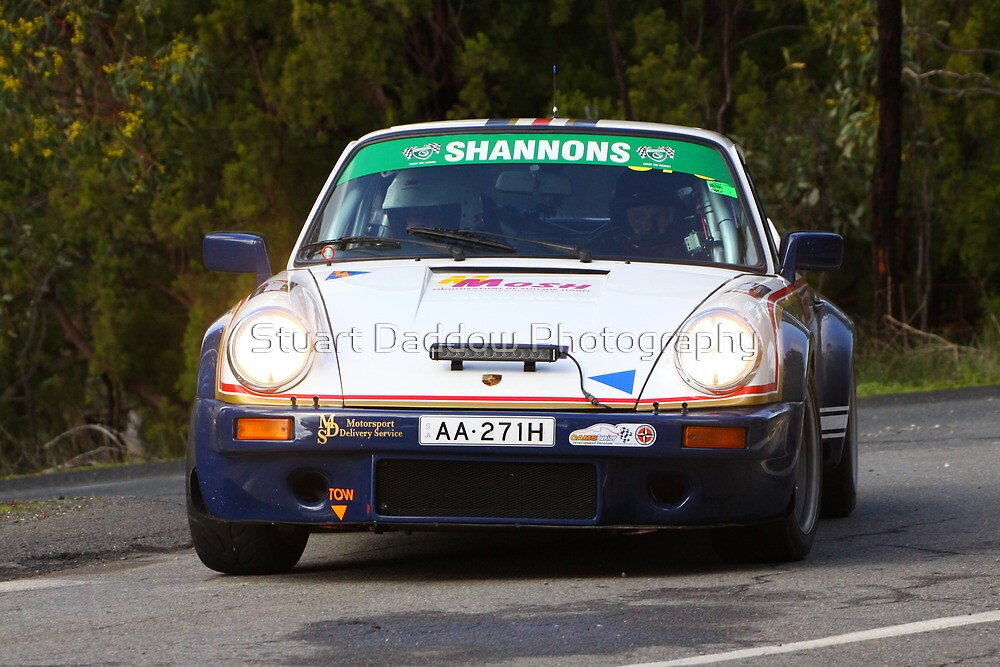 Special Stage 16 Stirling Pt.65 by Stuart Daddow Photography