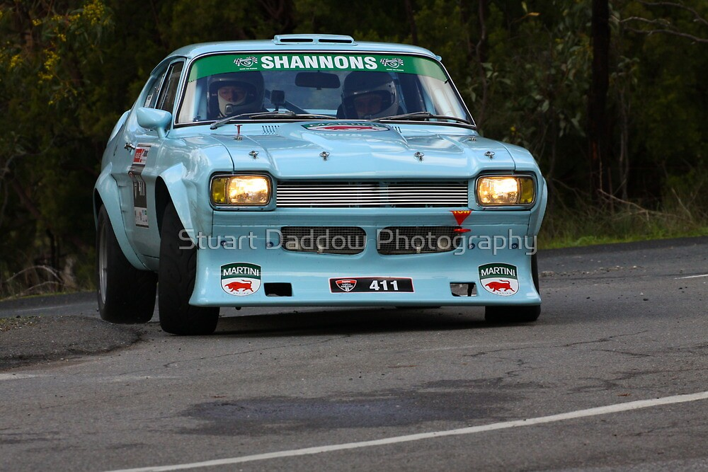 Special Stage 16 Stirling Pt.69 by Stuart Daddow Photography
