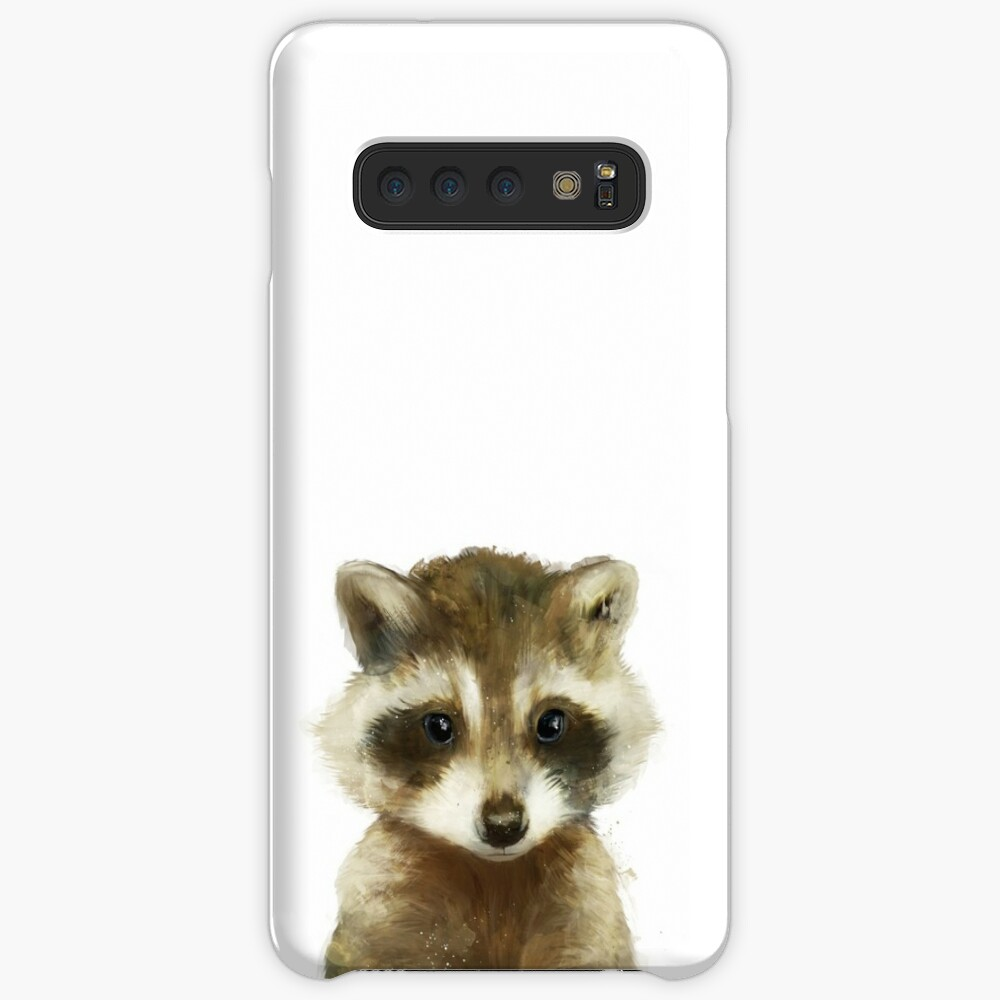 Little Raccoon Case & Skin for Samsung Galaxy