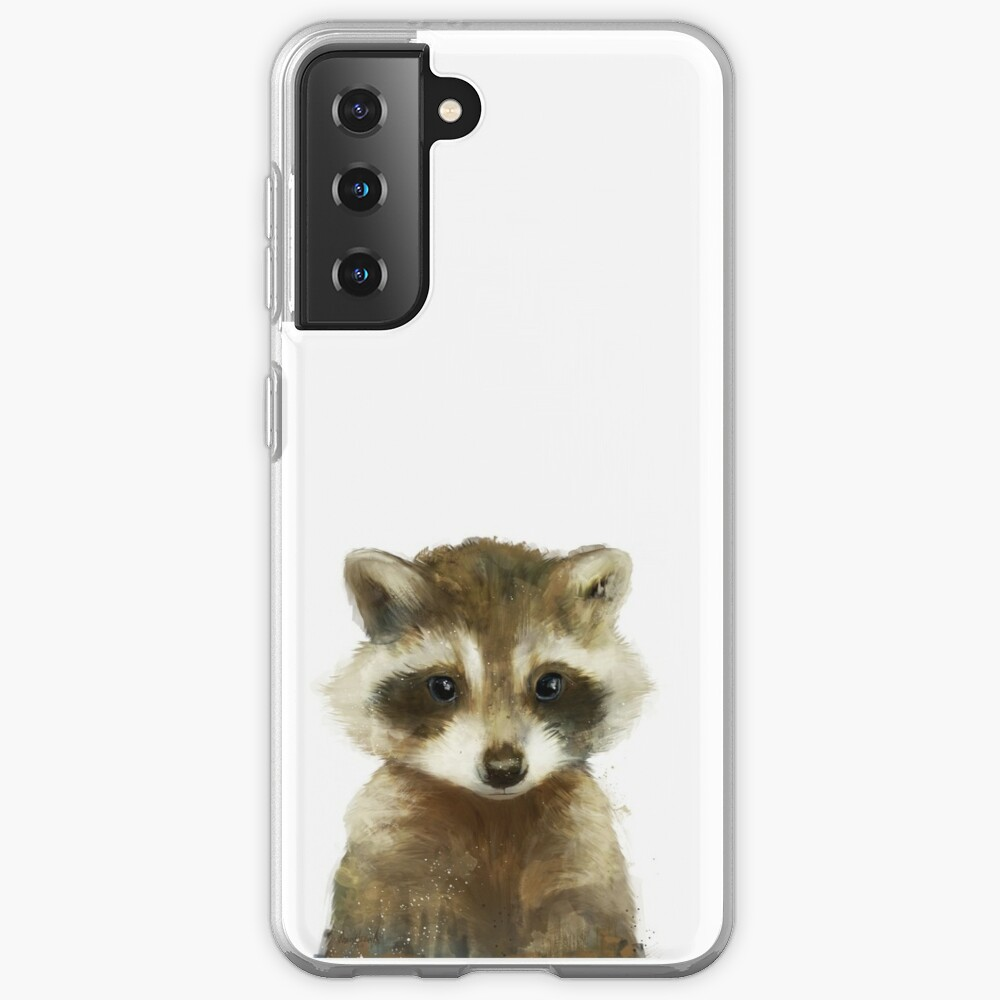 Little Raccoon Case & Skin for Samsung Galaxy