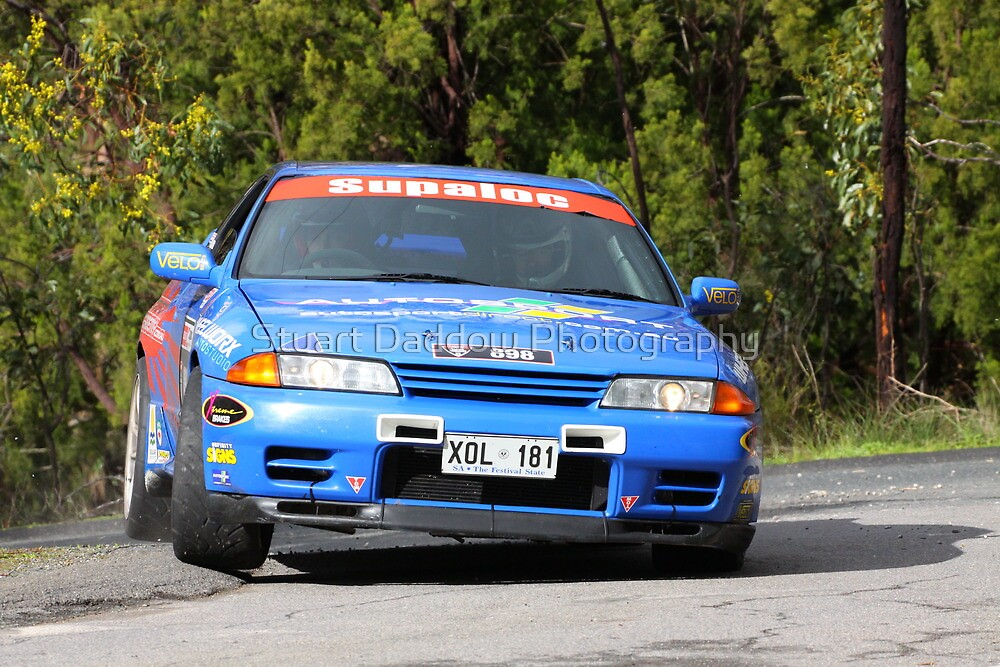 Special Stage 16 Stirling Pt.76 by Stuart Daddow Photography