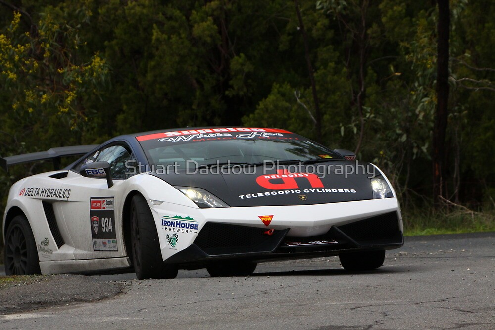 Special Stage 16 Stirling Pt.78 by Stuart Daddow Photography