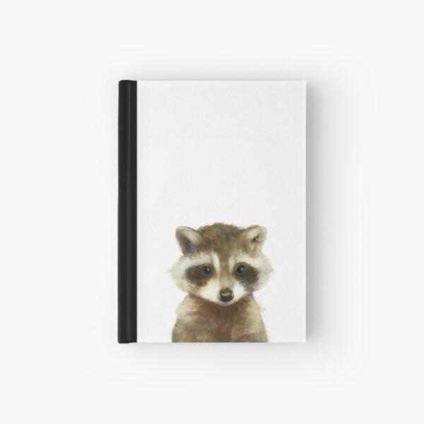 Little Raccoon Hardcover Journal