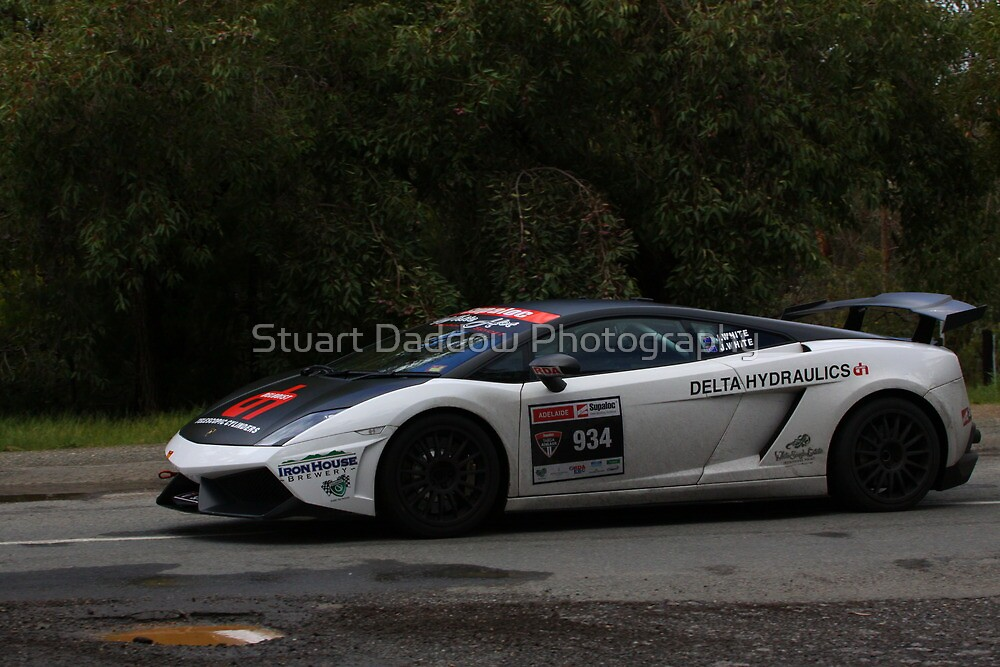 Special Stage 16 Stirling Pt.81 by Stuart Daddow Photography