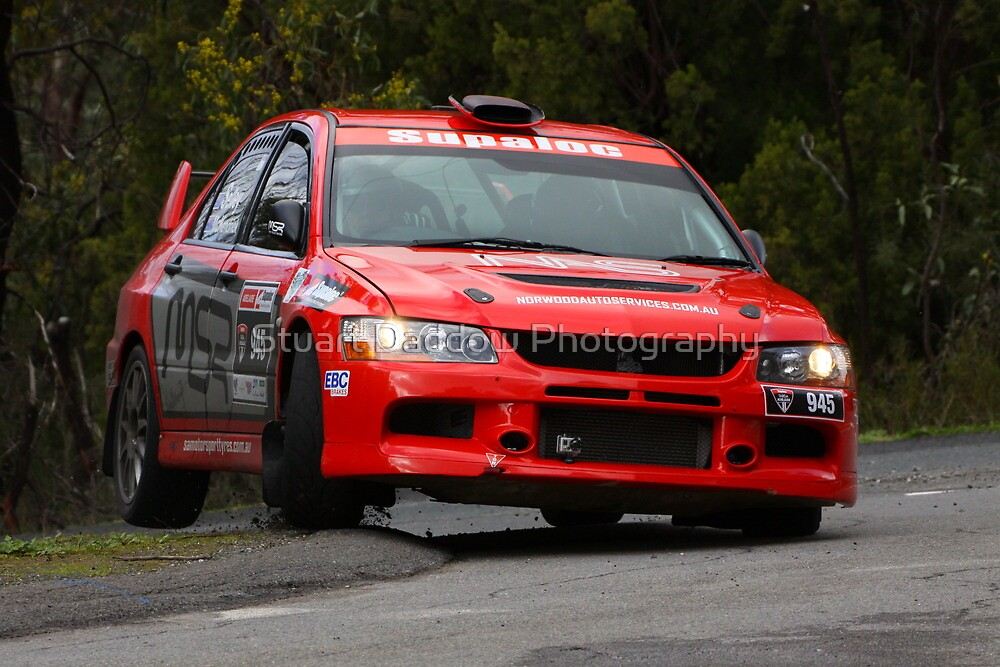Special Stage 16 Stirling Pt.88 by Stuart Daddow Photography