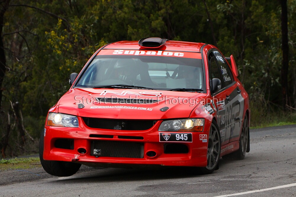 Special Stage 16 Stirling Pt.90 by Stuart Daddow Photography