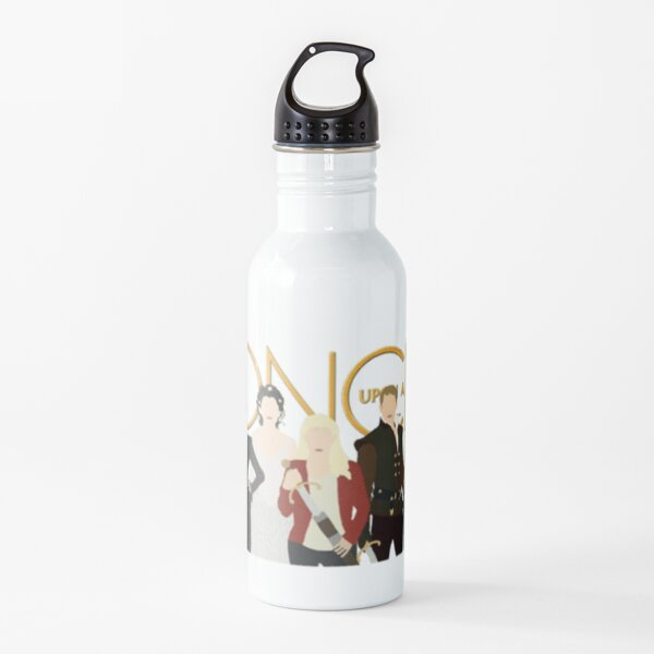OUAT characters Water Bottle