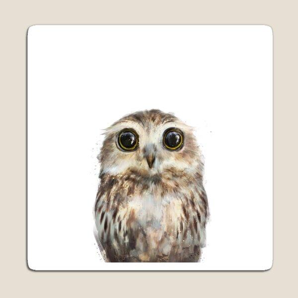 Little Owl Magnet