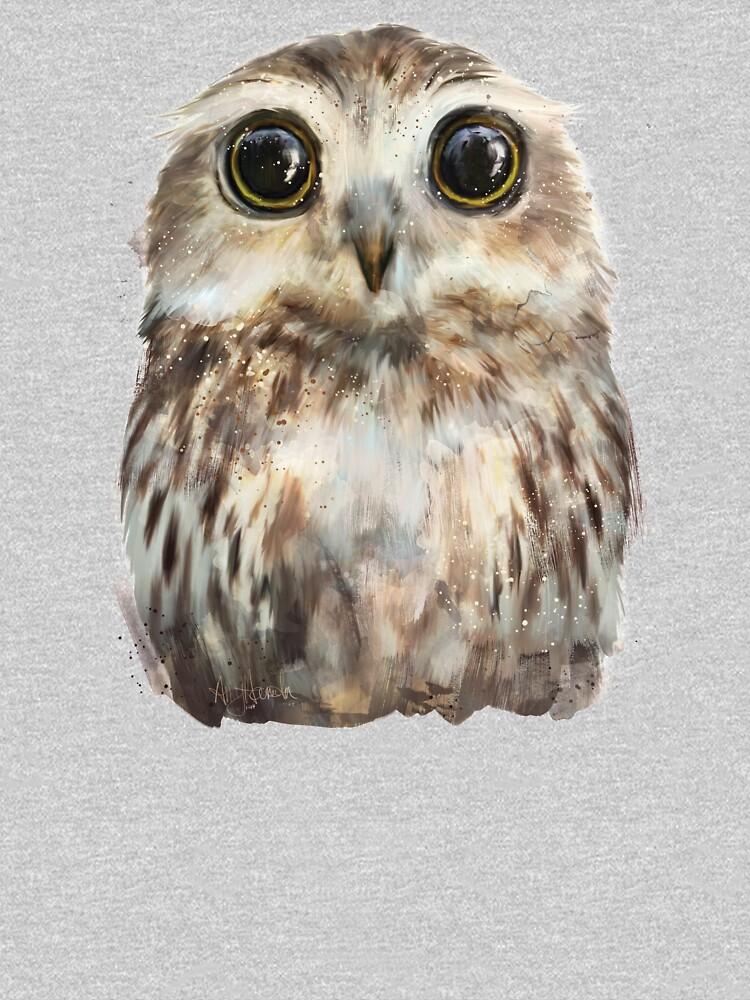 Little Owl by AmyHamilton