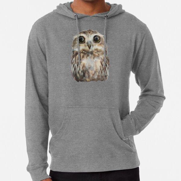 Little Owl Lightweight Hoodie