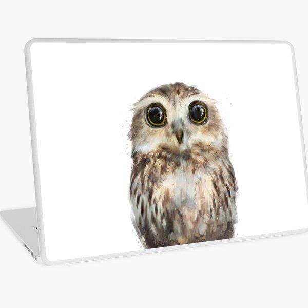 Little Owl Laptop Skin