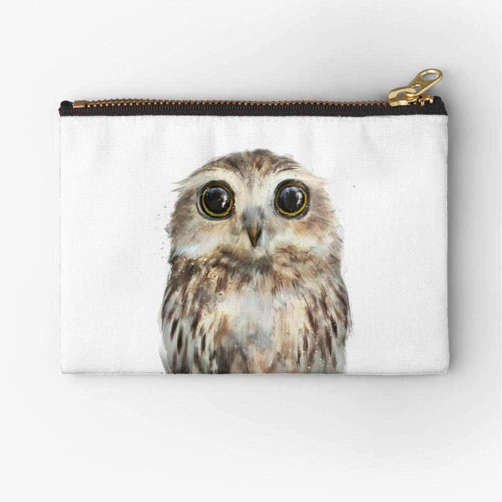 Little Owl Zipper Pouch