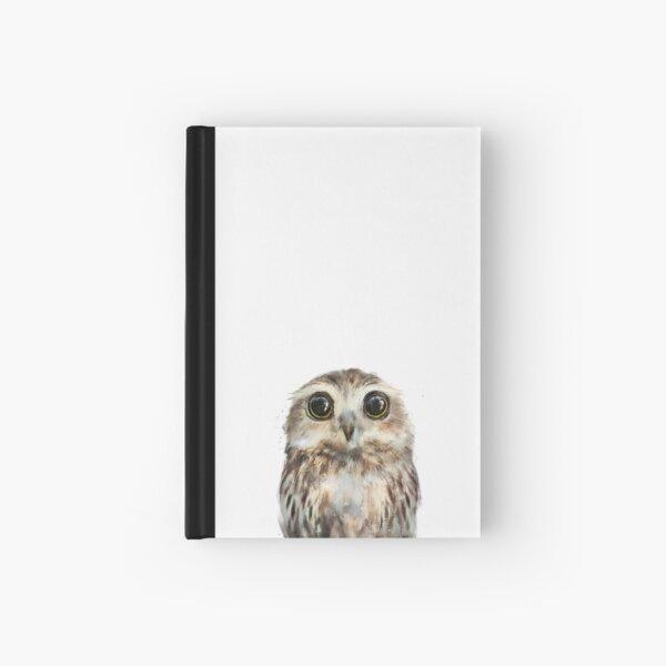 Little Owl Hardcover Journal