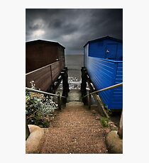 Between You and Me, Steps Have Been Taken... Photographic Print