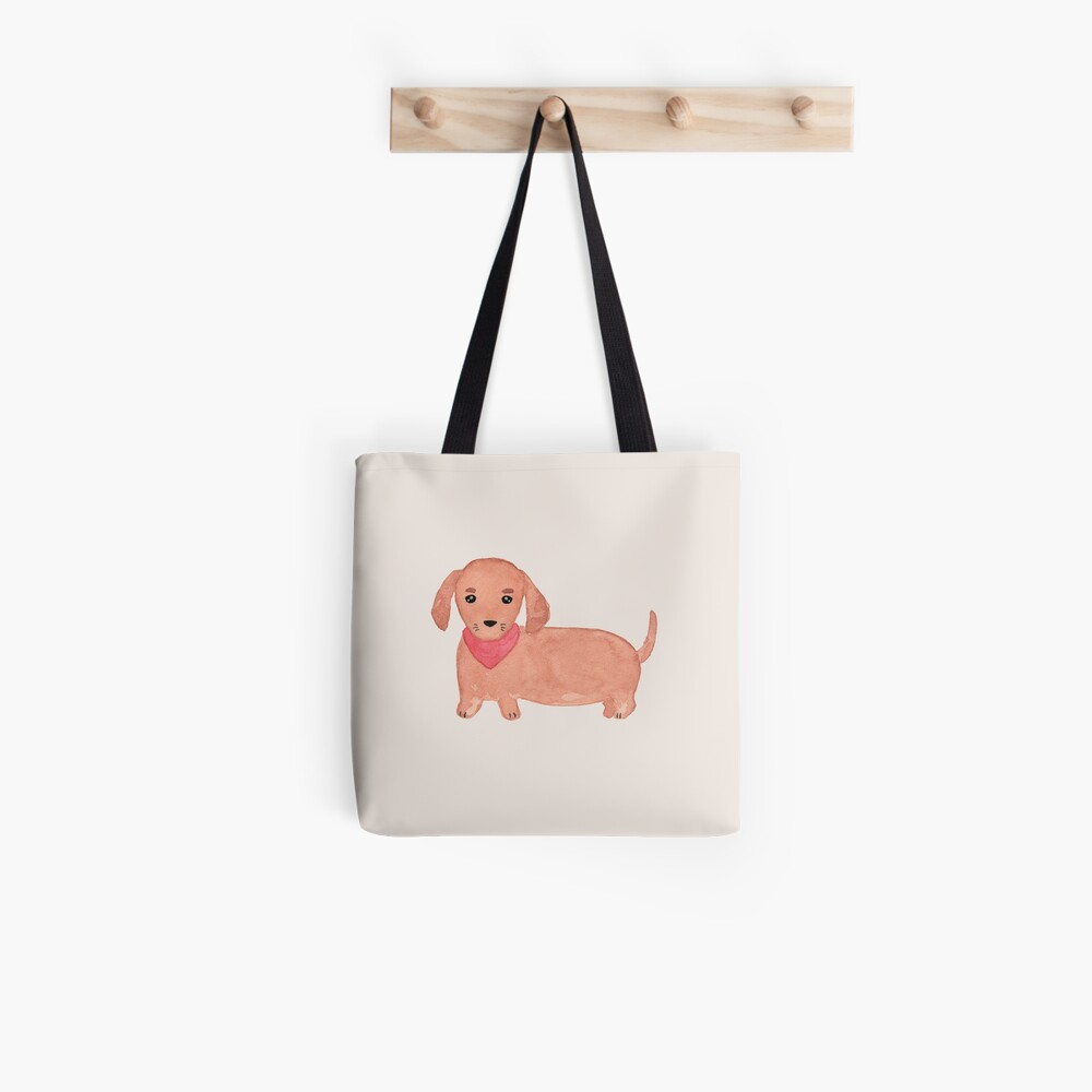 Dachshund - Sausage Dog  Tote Bag