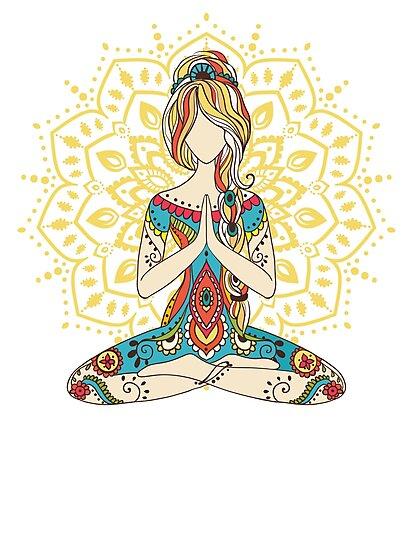 yoga om