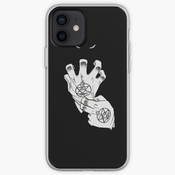 The Flame Alchemist iPhone Soft Case