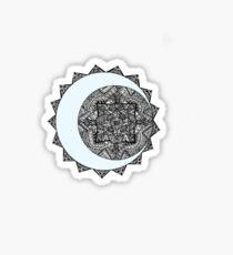 Sun Moon Sticker
