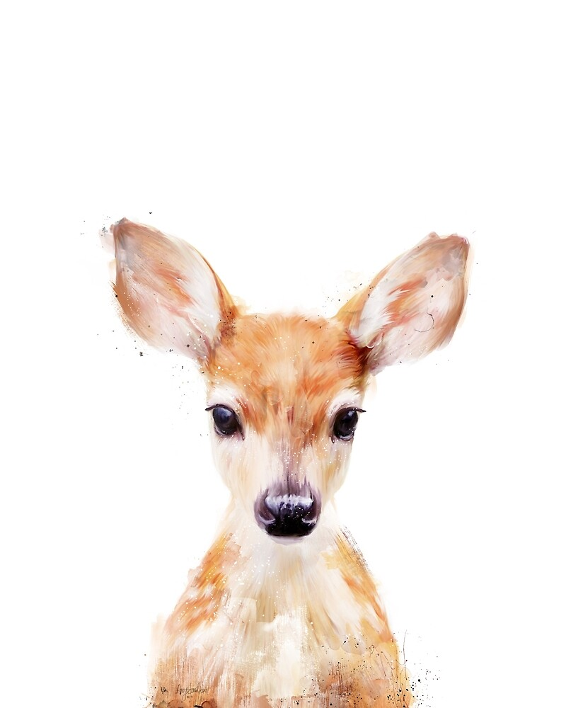 """Little Deer"" by Amy Hamilton 