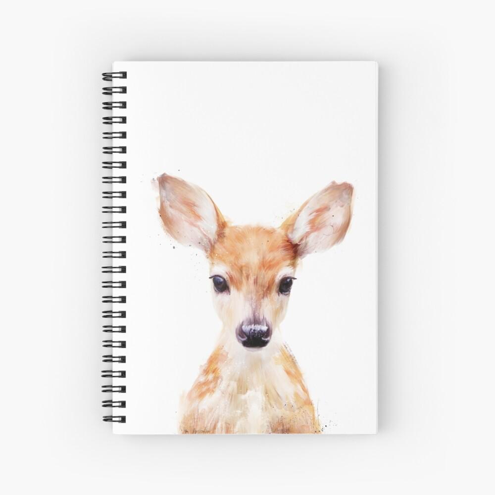 Little Deer Spiral Notebook
