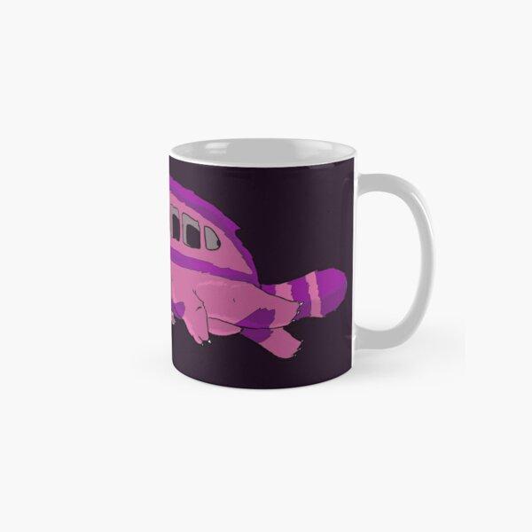 Cheshire no totoro - run Classic Mug