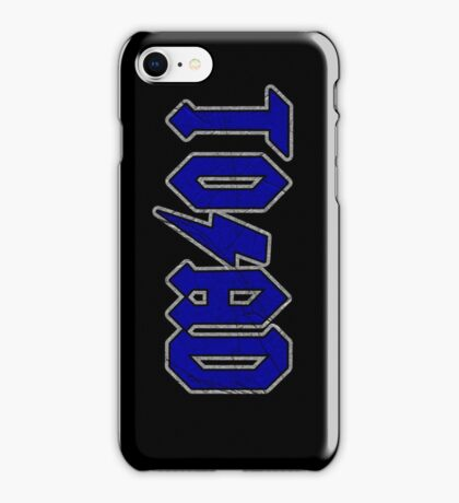 TO/AD (d) iPhone Case/Skin
