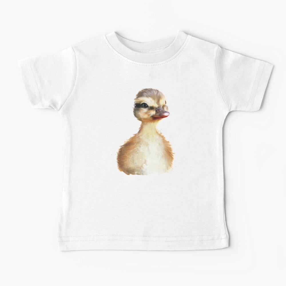 Little Duck Baby T-Shirt