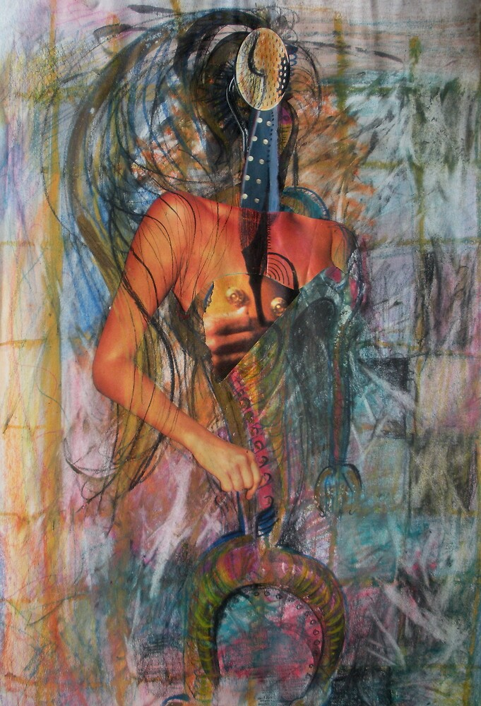 The Muse by Catherine Siciliano