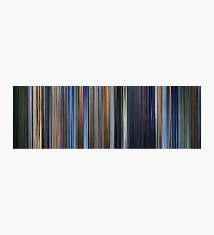 Moviebarcode: Appleseed / Appurushîdo (2004) Photographic Print
