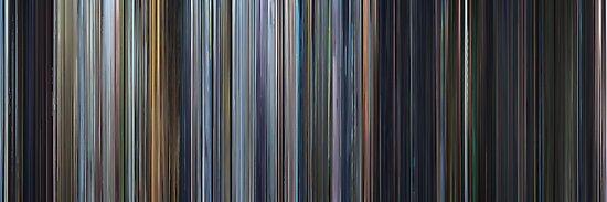Moviebarcode: Appleseed Saga: Ex Machina / Ekusu makina (2007) by moviebarcode