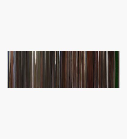 Moviebarcode: Greystoke: The Legend of Tarzan, Lord of the Apes (1984) Photographic Print