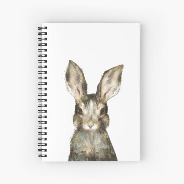 Little Rabbit Spiral Notebook
