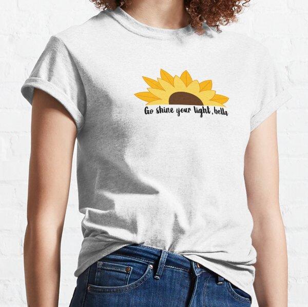 Marina de girasol | Obispo maya | Carina DeLuca Camiseta clásica