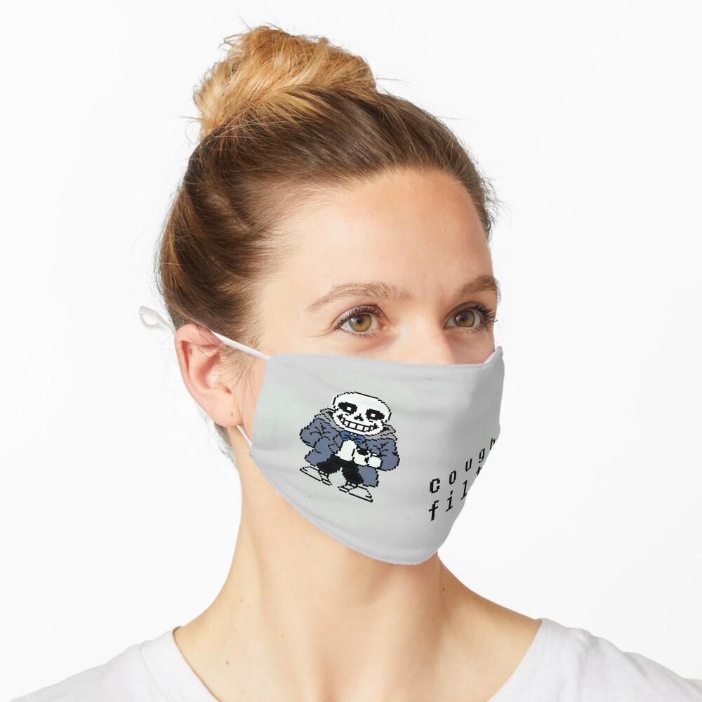 Sans Mask So Pun but less text-y Mask