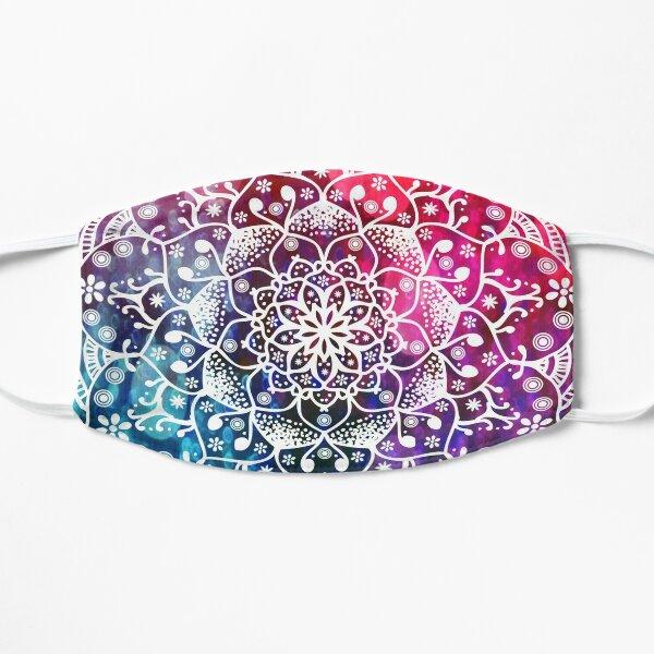 Mandala Namaste / Zen Yoga Meditation Mandala Flat Mask