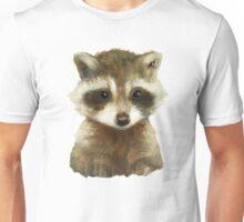 Little Raccoon Unisex T-Shirt