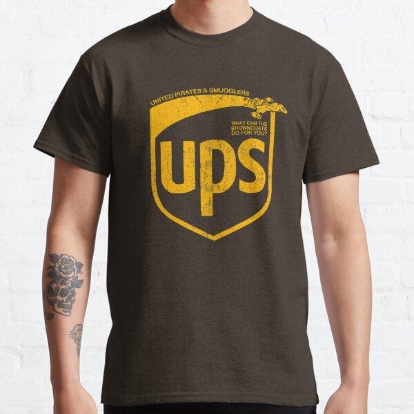 Piratas y contrabandistas unidos Camiseta clásica
