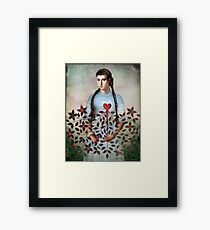 Fridas Dream Framed Print