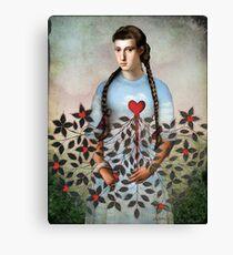 Fridas Dream Canvas Print