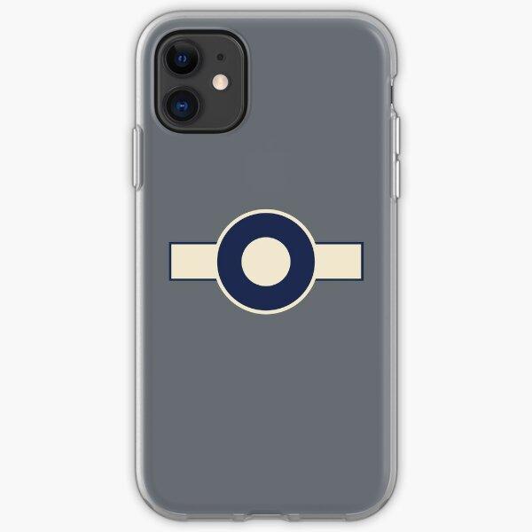 British Pacific Fleet Roundel iPhone Soft Case