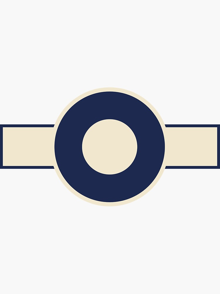 British Pacific Fleet Roundel by SkippyBing