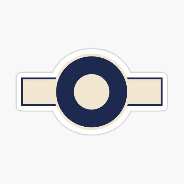 British Pacific Fleet Roundel Sticker