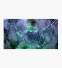 At Ceti Tau - Quadtrant X Trickster Loki Nebula-b Photographic Print