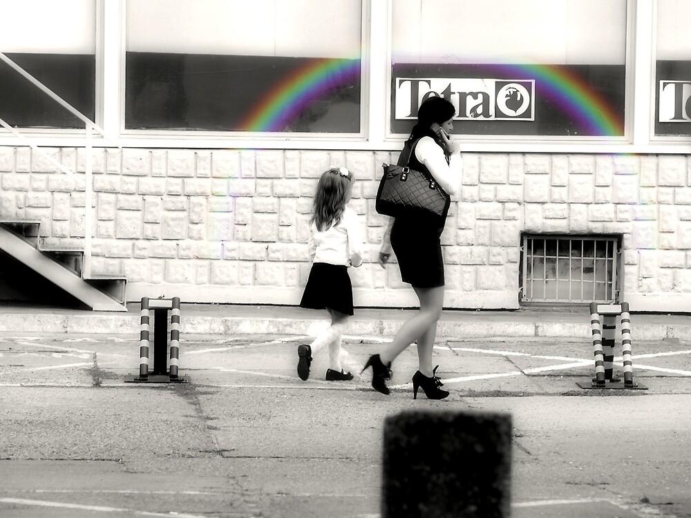 Equal step... by ulryka