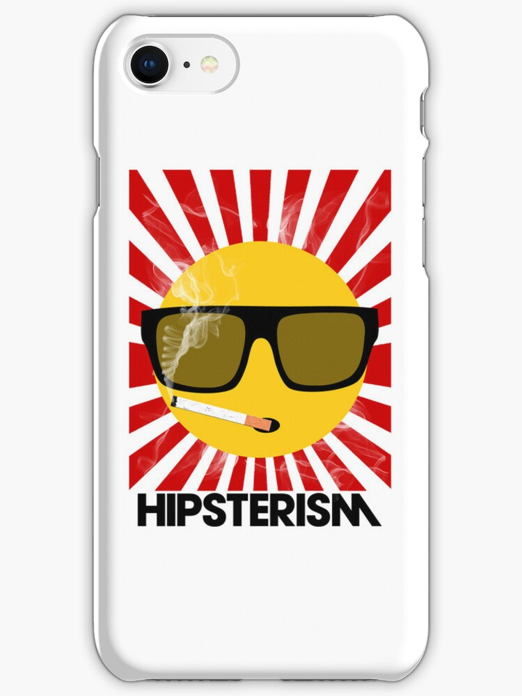 HIPSTERISM (SERIES) [red/black] by DropBass